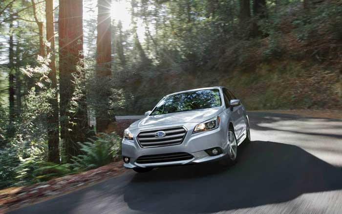 2016 Subaru Legacy Featuring Style, Performance and Technology
