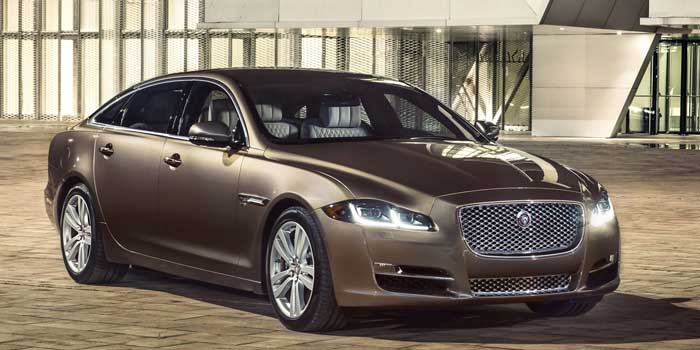 best luxury jaguar XJ