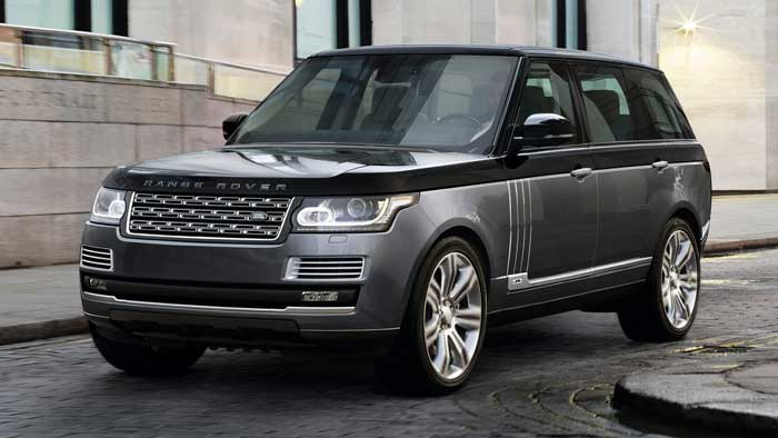 Range Rover Autobiography luxury 2016