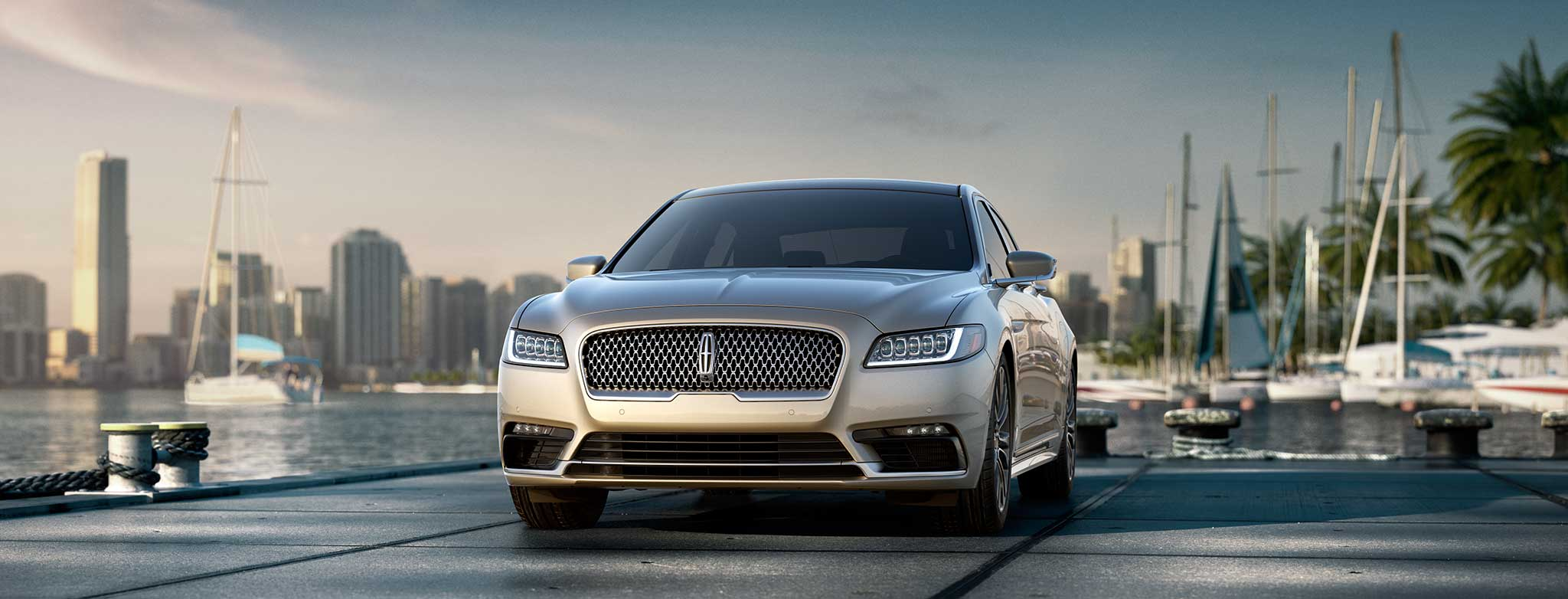Best luxury cars: 2017 Lincoln Continental