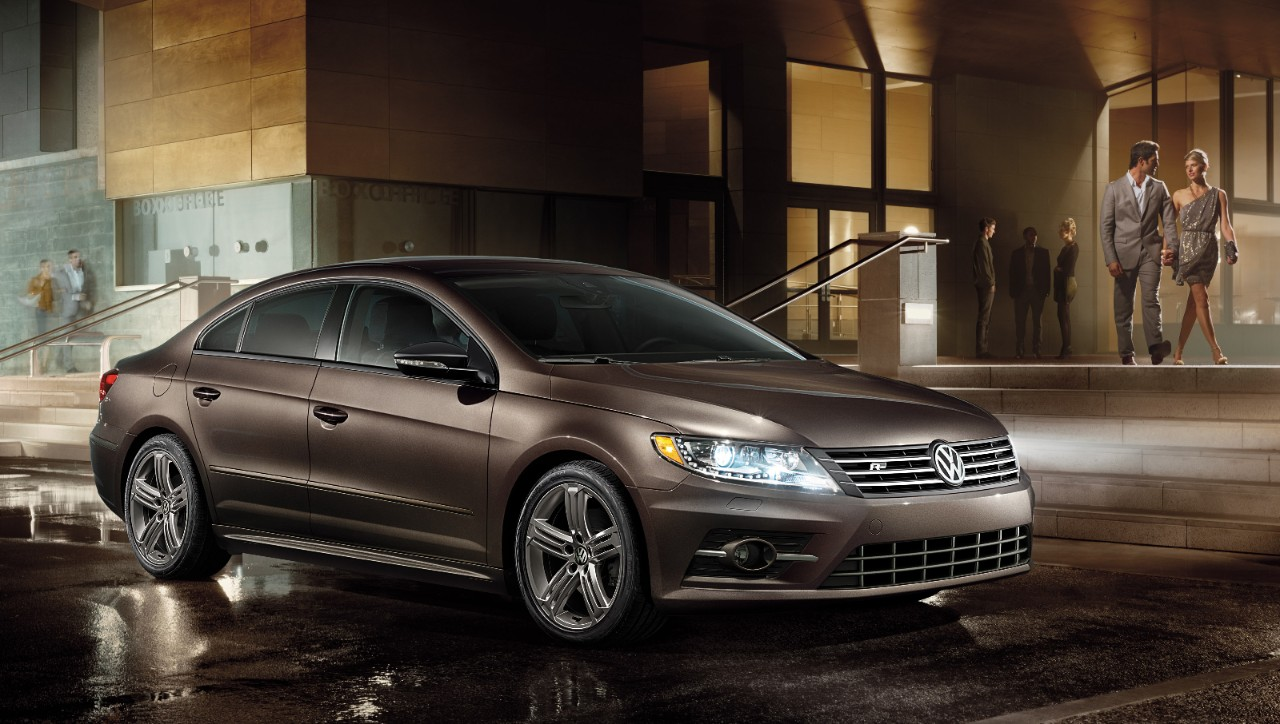 Best Luxury Cars – Volkswagen Passat CC