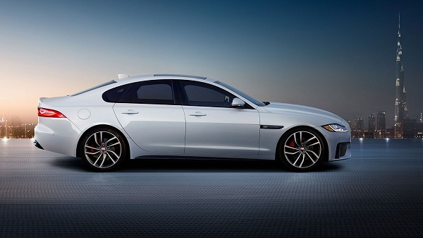 Best Luxury Cars - Design of Jaguar XF