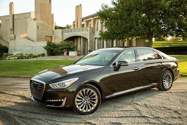 Design Characteristics of One of the Latest Luxury Cars – 2017 Genesis G90
