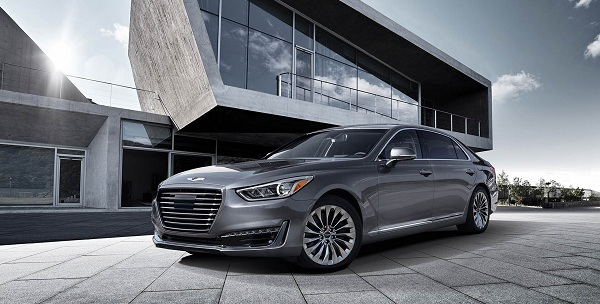 One of the Brand new Luxury Cars of the Year - 2017 Genesis G90