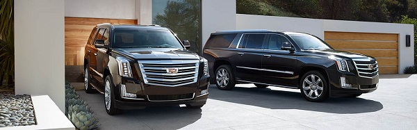 Price of 2017 Cadillac Escalade In the UAE