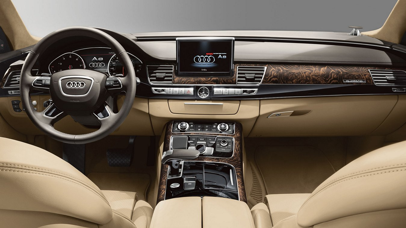 An Interior that Promises Convenience