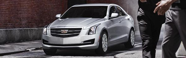 Luxury Cars - Design of 2017 Cadillac ATS