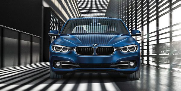 Exterior of 2017 BMW 3 Series