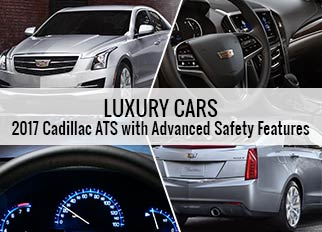 Luxury Cars – 2017 Cadillac ATS with Advanced Safety Features