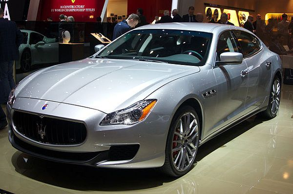 Maserati Quattro Porte 2013 – The Best among Best Used Luxury Cars