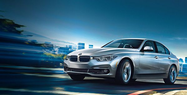 Powertrain of 2017 BMW 3 Series