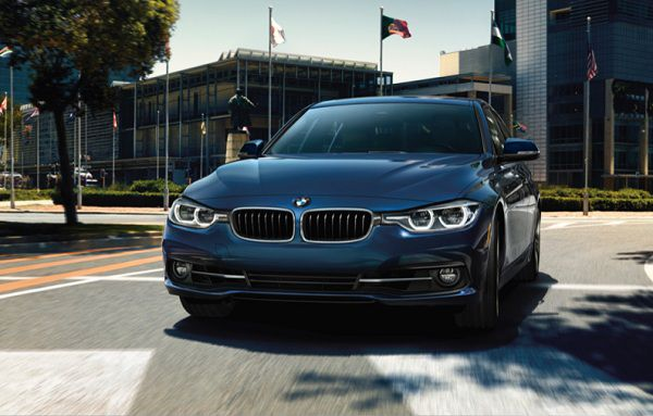 Price of 2017 BMW 3 Series