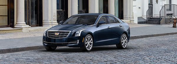 Price of 2017 Cadillac ATS
