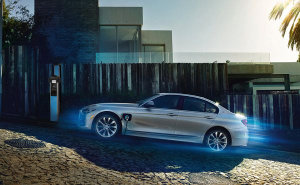 Safety Features of 2017 BMW 3 Series