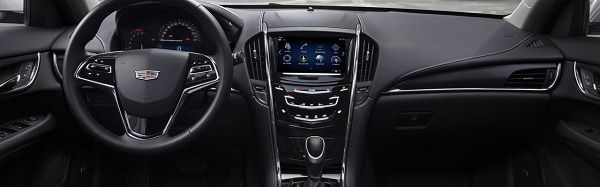 Technology of 2017 Cadillac ATS