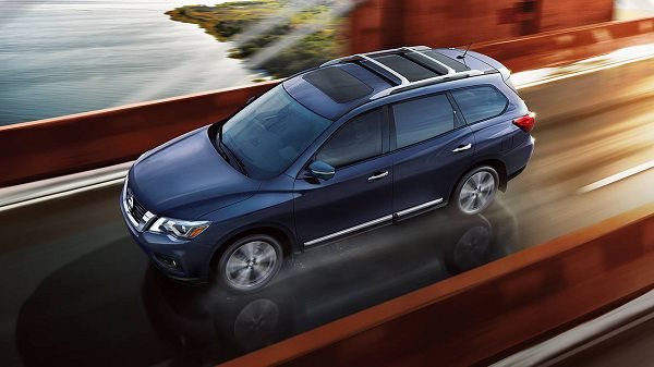 Performance Attributes of 2017 Nissan Pathfinder