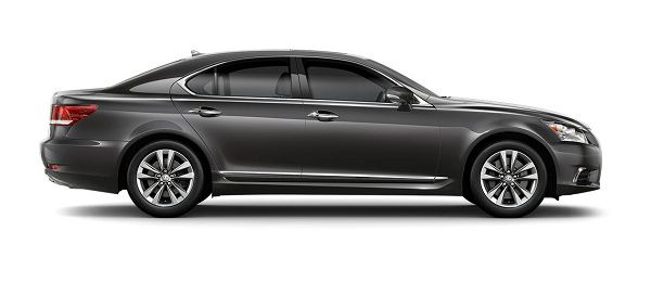 Design of Luxury Cars - 2017 Lexus LS