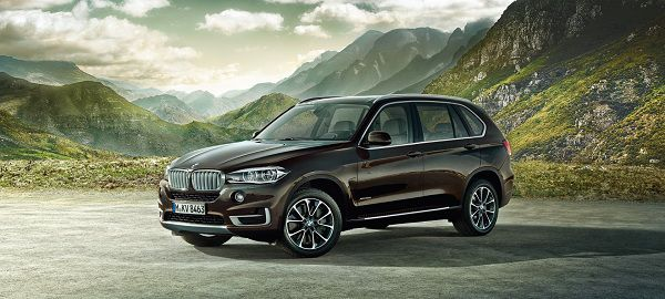 Price of BMW X5 2017
