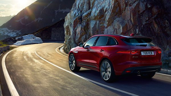Price of 2017 Jaguar F-Pace
