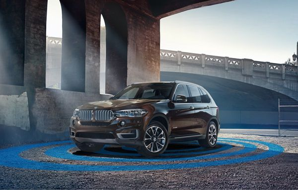 Safety Features of BMW X5 2017
