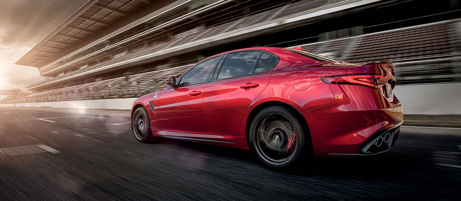 Powertrain of the 2018 Alfa Romeo Giulia