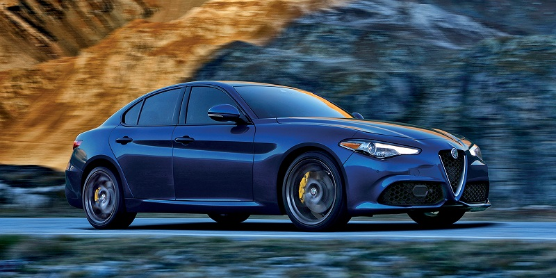 Price of the 2018 Alfa Romeo Giulia