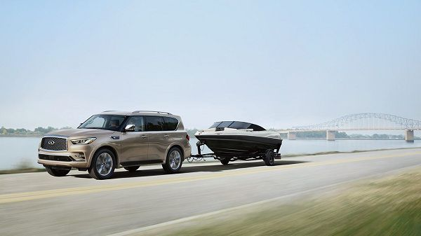 Performance of the New Infiniti QX80