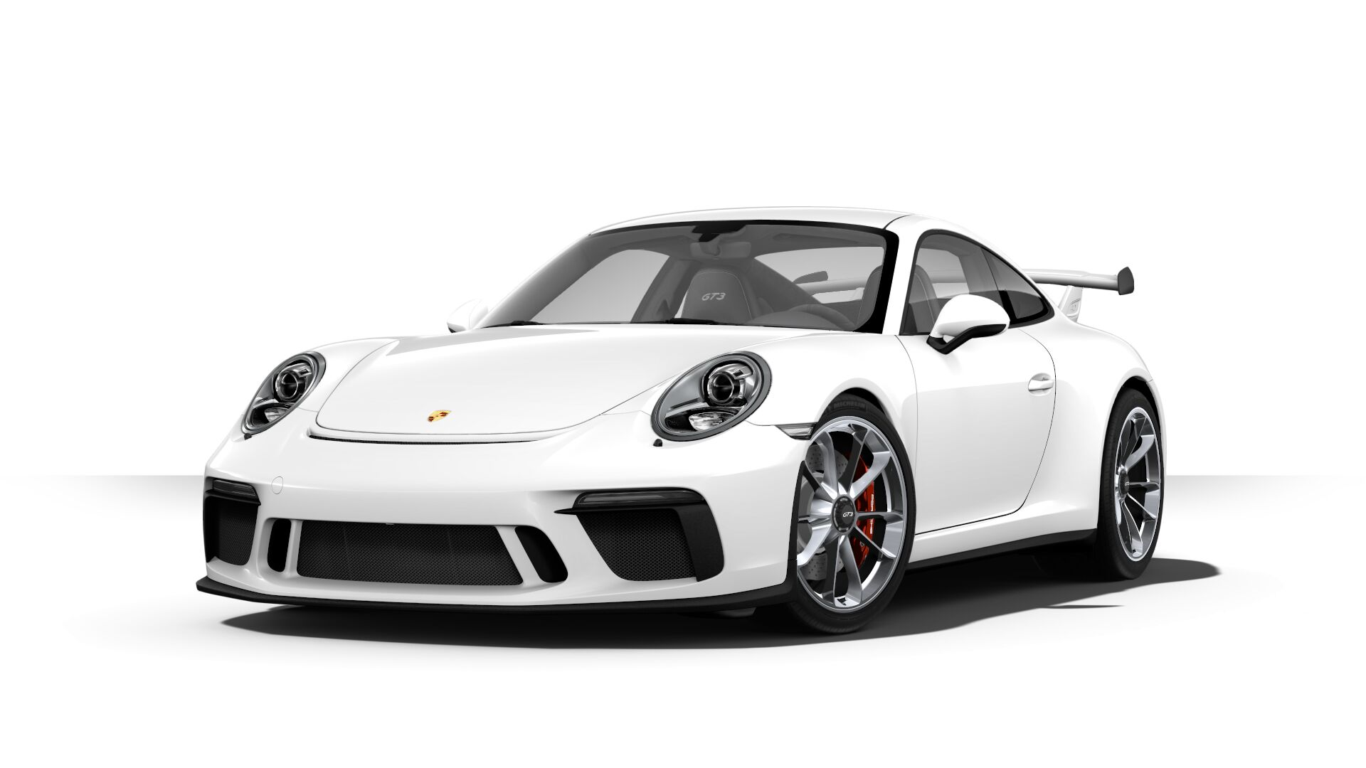 Exterior Design of the 2018 Porsche 911 GT3
