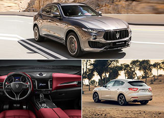 Brand New Luxury Cars – 2018 Maserati Levante with a Powerful Turbocharged Engine