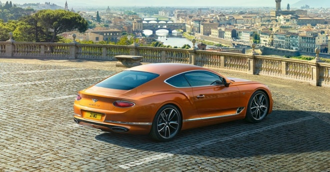 Price of the All-new Bentley Continental GT in the UAE