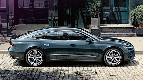 Design of the 2020 Audi A7
