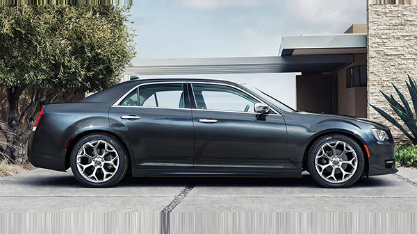 Top Luxury Cars – 2020 Chrysler 300