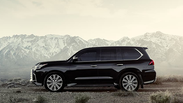 Best Luxury Brand Car – 2020 Lexus LX570