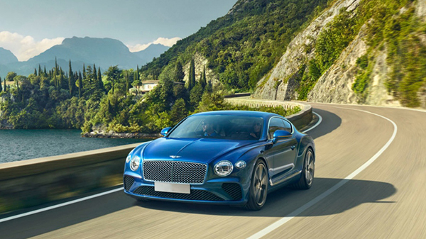 Top 10 Best Luxury Cars – 2020 Bentley Continental GT
