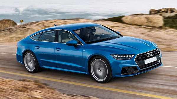 Performance of the 2020 Audi A7