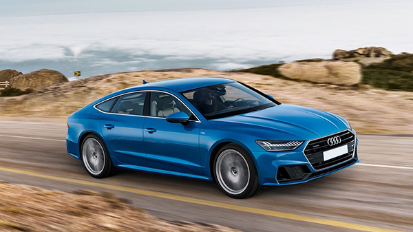 Luxury Cars – 2020 Audi A7