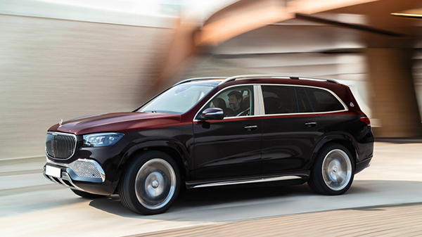 2020 Mercedes-Maybach GLS 600