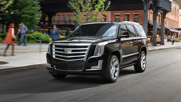 Performance of the 2020 Cadillac Escalade