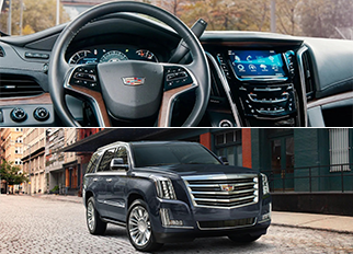 Top Luxury Vehicles – 2020 Cadillac Escalade with a High-performance V8 Engine