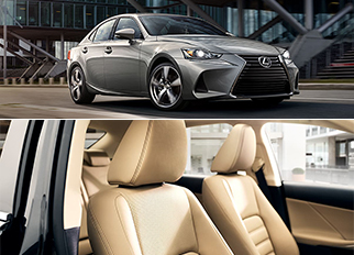 Top Luxury Vehicles – 2020 Lexus IS with a Powerful V6 Engine
