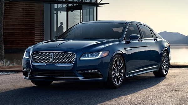Design of the 2020 Lincoln Continental