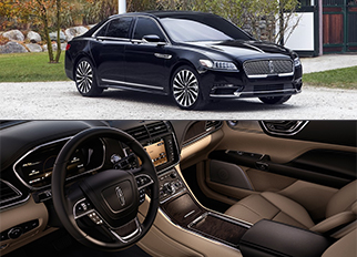 Luxury Cars – 2020 Lincoln Continental with a V6 Engine