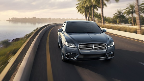Performance of the 2020 Lincoln Continental