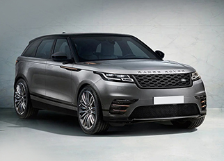 2020 Land Rover Range Rover Velar with a Supercharged V6 Engine