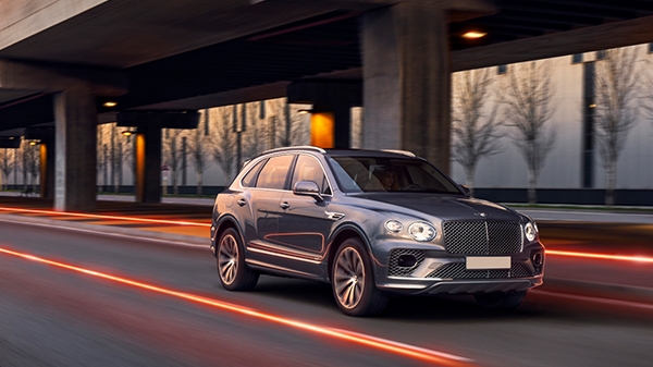 2020 Bentley Bentayga V8 performance