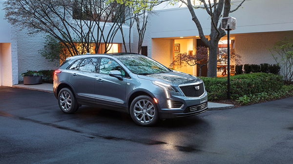 Performance of 2020 Cadillac XT5 Crossover