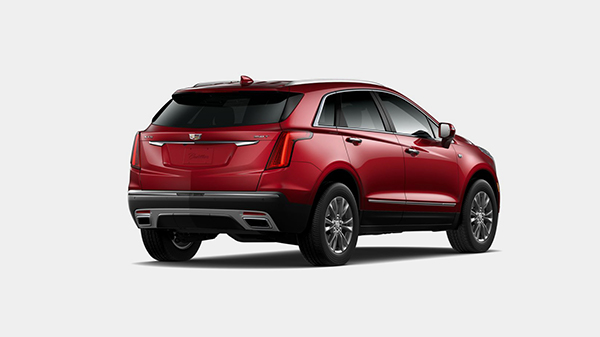 Price of 2020 Cadillac XT5 Crossover