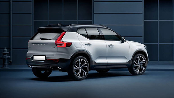 price of 2020 Volvo XC40