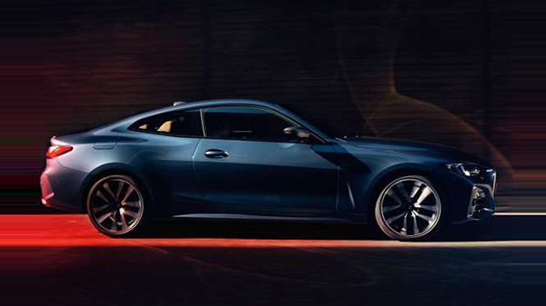 2021 BMW 4-Series Coupe performance