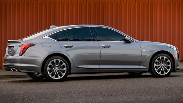 Design of the 2021 Cadillac CT5